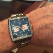 Long time listener, first time caller – TAG Heuer Monaco CW2113