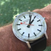 Watch Review: Mondaine Stop2Go – background and an owner's first impressions