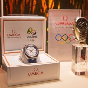 Two Days at the Omega Boutique for the Rio 2016 Event by KENDALL
