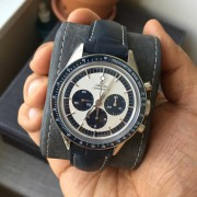 The Omega Speedmaster CK2998 has come home with me