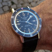 A vintage diver for a change – Rotary Aquaplunge Diver from the 1960s