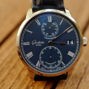 Sneak peek: Glashütte Original Senator Chronometer Blue