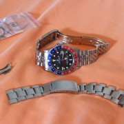 Vintage Rolex GMT 1675 restoration update
