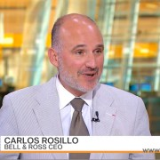 Bell & Ross CEO Carlos Rosillo on Bloomberg TV: How the Military Heavily Influenced Luxury Watches