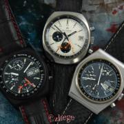 Vintage Lemania 5100 Chronos – Dugena, Bucherer & Omega