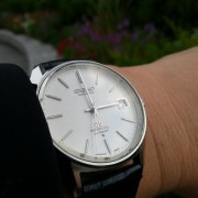 Do I need a Calatrava, or will this Grand Seiko 6156 Hi-Beat do?