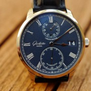 A Week on the Wrist: Glashutte Original Senator Chronometer White Gold by KEVIN GOODMAN
