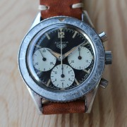 My grail has arrived – vintage Heuer Autavia 2446 BIG eyes first execution