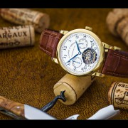 Constantly spinning makes you thirsty – A. Lange & Söhne Pour le Mérite Tourbillon