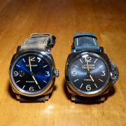 Playing' the BLUES – Panerai Radiomir PAM690 Blue Dial