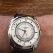 Unboxing: Vacheron Constantin Quai de L'Ile in stainless steel
