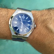 Seduced by the blue – Vacheron Constantin Overseas Blue Dial