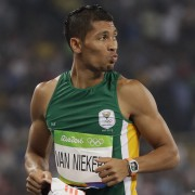 Anyone else spot the RM 27-02 on the wrist of South African sensation Wayde Van Niekerk?