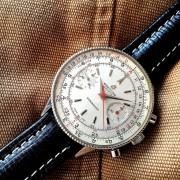 "Vintage Friday: a Breitling Chronomat ref. 808 ""transitional"" MK1.2 from 1962"
