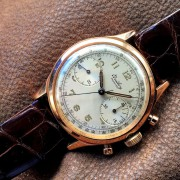Vintage Friday: sublime elegance – and yes, a Breitling Premier ref. 777 from the 1940s
