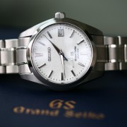 My First Grand Seiko – had to be the Snowflake SBGA011