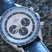 My first Omega and yes it is the Speedmaster CK2998
