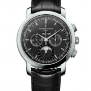 Evolution of a complicated watch: Vacheron Constantin Traditionnelle Chronograph Perpetual Calendar in platinum