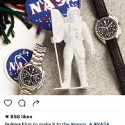 First watch on the moon — a Bulova?
