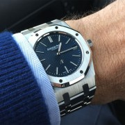 First Audemars Piguet – Royal Oak 15202, figured I'd start with a classic