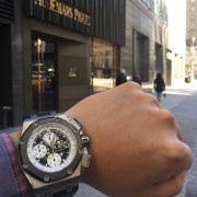 My journey to acquire my grail Audemars Piguet ROO Rubens Barrichello II Ti