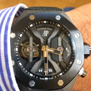 New baby – Audemars Piguet Royal Oak Concept GMT Tourbillon