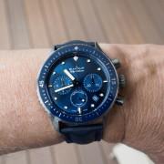 Blancpain Bathyscaphe Ocean Commitment commitment – struck by its beauty