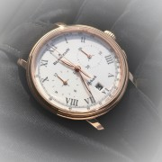May I introduce my Blancpain Villeret Pulsometre Chronographe reference 6680
