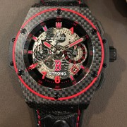 Two Very Special Hublot King Power Pieces — Boston Strong
