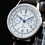 Review: Longines Heritage Column Wheel Chronograph Monopusher