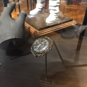 The Omega Speedmaster Jack Swigert used to time one of Apollo 13's mid-course corrections