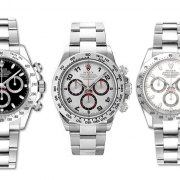 Comparing the new Rolex Daytona bezel with the old –  evolution of a classic?
