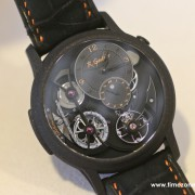 Hands-on with the Romain Gauthier Logical One Enraged