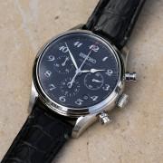 Seiko Urushi lacquer dial chronograph SRQ021J1