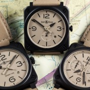 Photo Essay: Bell & Ross Ceramic Desert Types by EDWARD HAHN