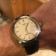 "Grand Seiko SBGX 009 aka ""the Quartz Grace Kelly"" – Photos and Thoughts"