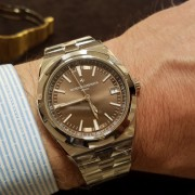 Vacheron Constantin on the TimeZone Watch Walk NYC