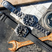 Introducing the Tudor Pelagos LHD for lefties