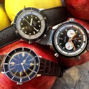 Vintage Friday: some Breitling SuperOcean ref. 1004 , ref. 2005 & ref. 2105