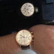 Latest acquisition: Breguet Chronographe ref. 5286 & Classique Grande Complication ref. 5447