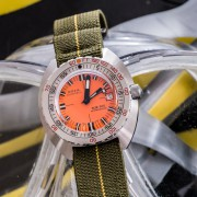 Doxa Sub 300 50th Anniversary arrives – re-edition of the original Sub 300 released in 1967
