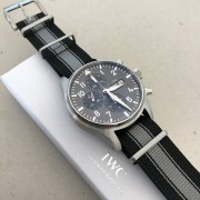 IWC Pilot Chrono on new IWC NATOs