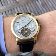 Finally member of the PLM club – Lange Tourbillon Pour le Mérite