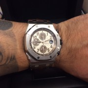 Owner's Review: Audemars Piguet ROO Safari 26470ST