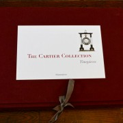 The Cartier Collection: Timepieces (for the connoisseur, only)