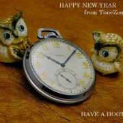 Happy New Year from TimeZone