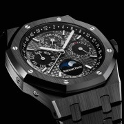 SIHH 2017: Audemars Piguet Royal Oak Perpetual Calendar Black Ceramic