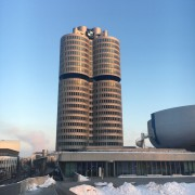 A visit to the BMW Welt, Museum, and Factory