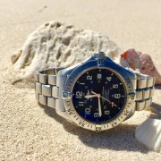 Breitling SuperOcean at the beach