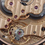 Gratuitous FP Journe Chronomètre Souverain movement shot